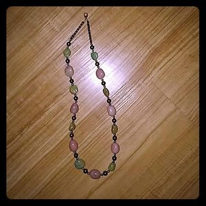 Custom made Navajo Turquoise Necklace